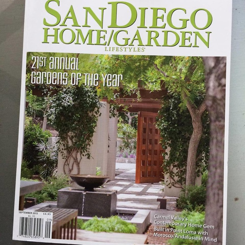 San Diego Home Garden Lifestyles Garden Of The Year