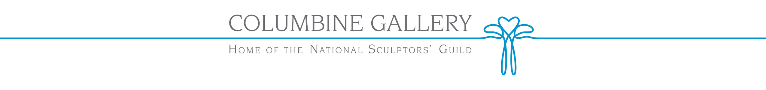 JK Designs and the National Sculptors' Guild at Columbine Gallery. Columbine is the Colorado State flower and symbol for Spirit. Our Loveland location of Columbine Art Gallery and the National Sculptors' Guild has quickly become the largest original fine art source in Colorado located across the street from Sculpture in the Park events at Benson Park, we feature artwork by 50 represented artists year round, ship worldwide.