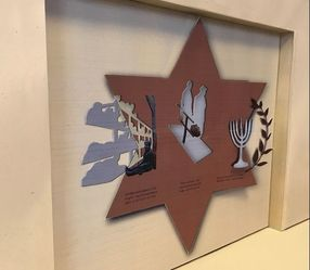 Dee Clements and the National Sculptors' Guild have been commissioned to create a Holocaust Memorial for Young Israel of North Beverly Hills. The memorial is planned to install this fall.